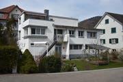 Das Haus Thurau in Wattwil, das vor rund 90 Jahren als «Haus ohne Dach» bekannt geworden war, gibt es noch immer. (Bild: Anina Rütsche)