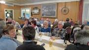 Die Mitglieder der Heimatkundlichen Vereinigung Giswil schwelgten in Erinnerungen. (Bilder: PD)