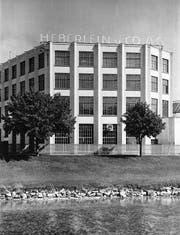 Das Casablanca-Gebäude in Wattwil in früheren Zeiten. (Bild: PD)