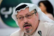 Brutal ermordet: der saudische Journalist Kamal Khashoggi. (Bild: Hasan Jamali/AP, Manama, 15. Dezember 2014)