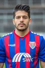 Roberto Rodriguez spielt seit Januar beim KFC Uerdingen in der 3. Liga in Deutschland. (Bild: PD)