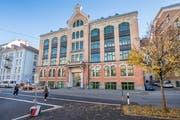 Dieses Haus des Vereins Sono an der Davidstrasse 25 in St.Gallen kam im vergangenen November unter den Hammer. Der Erlös: 8,6 Millionen Franken. (Bild: Urs Bucher)
