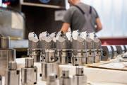 Mehr als ein Drittel der Industriefirmen hat die Kapazitätsauslastung gesteigert. Bild: Reto Martin