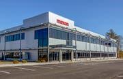 Das neue Produktionsgebäude in Taunton, Massachusetts. (Bild: PD)