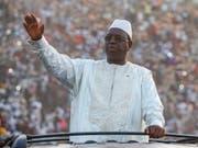 Macky Sall ist zum zweiten Mal als Präsident von Senegal vereidigt worden. (Archivbild (Bild: KEYSTONE/EPA/NIC BOTHMA)