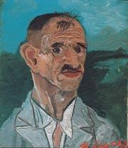 Antonio Ligabues Selbstporträts erinnern an jene Van Goghs. (Bild: PD/Privatsammlung)