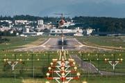 Lärm beim Anflug nach Zürich sorgt seit Jahren für Ärger in Deutschland – jetzt könnte Bewegung in das Dossier kommen. Bild: Christian Beutler/Keystone