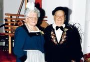 Anni und Oski Della Torre. (Bild: PD)