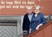 Rolf und Bethli Della Torre. (Bild: PD)