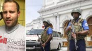 Marc Jaisli in Sri Lanka. (Bild: CH Media)