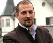 SVP-Stadtparlamentarier Christian Neff. (Bild: PD)