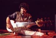 Ranajit Sengupta hat sich nicht nur in seinem Heimatland Indien einen Namen gemacht. (Bild: PD)