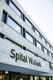 Die Schlagzeilen ums Spital Wattwil reissen nicht ab. (Bild: Mareycke Frehner)