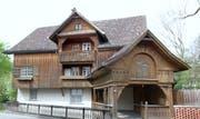 Das «Haus zur Mühle» ist historisch von grosser Bedeutung.