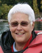 Elisabeth Eschler, erste Frau Gemeindehauptmann von Bühler. (Bild: pd)