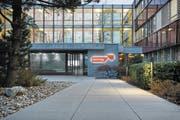 Der Hauptsitz der Starrag Group in Rorschacherberg. (Bild: PD)
