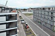 Im Saurer WerkZwei entsteht ein neuer Stadtteil. (Bild: Max Eichenberger)