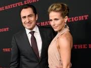 Der Schauspieler Demian Bichir hat den Tod seiner Ehefrau Stefanie Shirk bekannt gegeben. (Bild: KEYSTONE/AP Invision/CHRIS PIZZELLO)