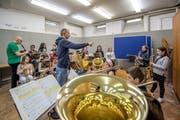 Eine Finanzreform mit musikalischer Wirkung ist die AFR gemäss den Befürwortern. (Bild: Pius Amrein)