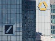 Deutsche Bank und Commerzbank verfolgen Fusionspläne nicht weiter. (Bild: KEYSTONE/dpa/BORIS ROESSLER)