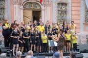 Der Steinebrunner Chor Amazonas organisiert erstmals ein Gesangsfestival für Kinder und Jugendliche. (Bild: PD)