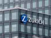 Der Versicherungskonzern Zurich zahlt in den USA eine Busse von 5,1 Millionen Franken wegen Hilfe zur Steuerhinterziehung. (Bild: KEYSTONE/ENNIO LEANZA)