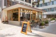 Giusi's Bistro mit Gartensitzplatz (Bild: pd)