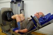 Trotz Herzstillstand: Marcel Keller kann heute wieder Sport treiben.
