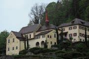 Die Korporation Uri möchte das Kulturkloster künftig in ähnlichem Stil als Mietobjekt zur Verfügung stellen. (Bild: Urs Hanhart, Altdorf, 26. April 2019)