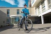 Dank Stephan Meier macht auch die Belegschaft des Seniorenzentrums Zwyden regelmässig mit. (Bild: Dominik Wunderli (Hergiswil, 25. April 2019))