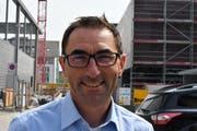 Hans-Peter Wetter ist Marktleiter der Migros Amriswil. (Bild: Manuel Nagel)