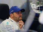 Valtteri Bottas startet von ganz vorne zum Grand Prix von Aserbaidschan (Bild: KEYSTONE/AP/SERGEI GRITS)