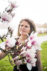 Barbara Schmid: «Sexuelle Energie schenkt Selbstbewusstsein und Lebendigkeit.» (Bild: Manuela Jans-Koch, Luzern, 17. April 2019)