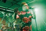 Marc Sway erwies sich auch im Fabriggli als ein Musiker und Entertainer der Extraklasse. (Bild: Christian Imhof)