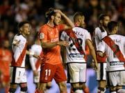Gareth Bale und Co. blamieren sich beim Liga-Schlusslicht (Bild: KEYSTONE/AP/PAUL WHITE)
