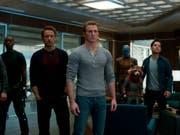 Der Film «Avengers: Endgame» ist weltweit ein Kassenschlager. (Bild: KEYSTONE/AP Disney/Marvel Studios)