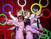 Die Musikschule Romanshorn ist seit über 40 Jahren tätig. (Bild: Reto Martin / 8.5.2015)