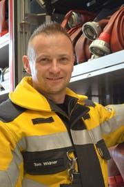 Tom Widmer, Leiter Einsatzorganisation beim Sicherheitsverbund Region Wil.