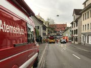 Fire Frauenfeld travels with a huge contingent to the practice sites to Zurcherstrasse. (Picture: Samuel Koch)
