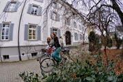 60 Urner Schüler besuchen im Schuljahr 2019/20 neu das Kollegi Altdorf. (Archivbild: Urs Hanhart)