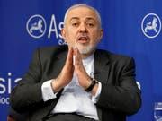 Irans Aussenminister Mohammed Dschawad Sarif hat den USA in einem Interview mit Fox News ins Gewissen geredet und vor einer Verschärfung des Konflikts mit der Islamischen Republik gewarnt. (Bild: KEYSTONE/AP/RICHARD DREW)