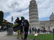 Ein Muss in Pisa: Ein Bild des schiefen Turms. (Bild: PD)