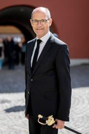 Daniel Fässler, neuer Innerrhoder Ständerat (Bild: KEYSTONE/Christian Merz)