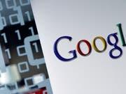 Österreich will von Internetkonzernen wie zum Beispiel Google eine Digitalsteuer einkassieren. (Bild: KEYSTONE/AP/VIRGINIA MAYO)
