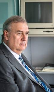 Manfred Irsch, Patentanwalt