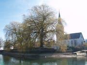 Die Berlinger Chloose vom See her. (Bild: PD)