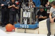 Der «Robobabaybeetle» löste alle Aufgaben. (Bild: PD)