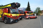Die Feuerwehren von Buchs, Sevelen und Wartau sollen ab 2021 zusammenarbeiten. (Bild: PD)