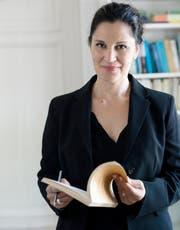 Psychologin Barbara Beckenbauer ist als Expertin für Singles und Partnerschaften für die Online-Partnervermittlung Parship tätig. (Bild: PD)