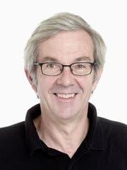 Dieter Geissbühler Bild: PD